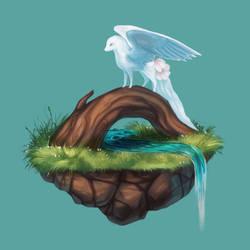 Dove by Noctualis