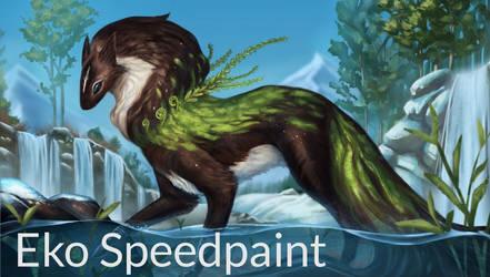 Eko Speedpaint! by Noctualis