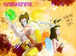 Wonder Wolverine by a-bart