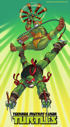 Heroes in a Half Shell by DarkerEve