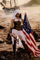 Assassin's Creed Female Cosplay by Kotori-Cosplay