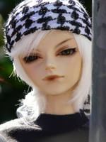 Sayoran - My first doll - by idrilkeps