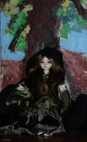 Volva - The Seeress by idrilkeps
