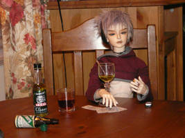 Poker Night I - Skaa by idrilkeps