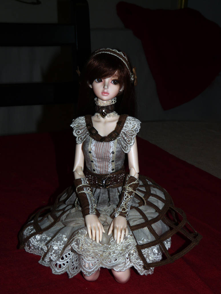 Teen Arwen - Soom Rosette Muse Delilah I by idrilkeps
