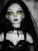 Sofia's eyes by idrilkeps