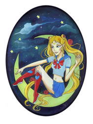 By Moonlight by BerryLuna