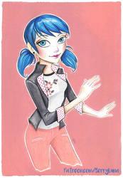 Marinette by BerryLuna