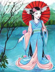 Fate of a Geisha by BerryLuna