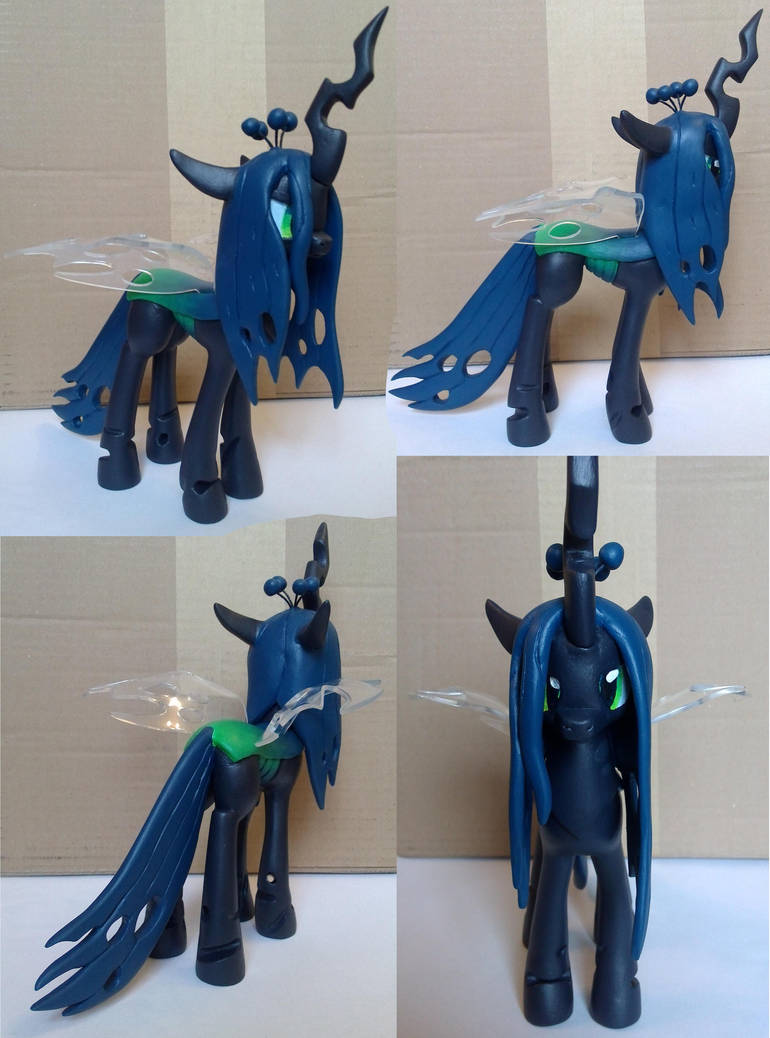 Chrysalis figurine by moemneop