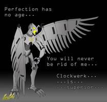 Clockwerk Mk. II by WebWalker756