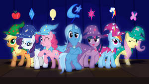 Great and Powerful 7 by Spectty