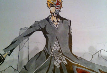 Ichigo - Still in progress.... by nightmancometh