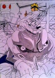 Naruto - Another work in progress! by nightmancometh
