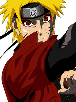 Naruto by nightmancometh
