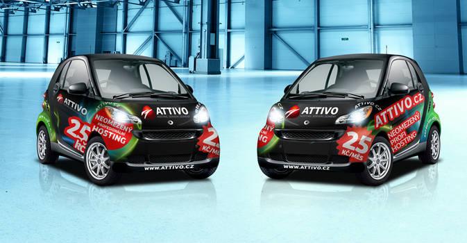 Attivo smart cover design by lys036