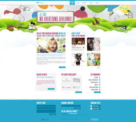 Advertising and Media Agency by lys036