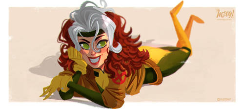 Rogue by MZ09