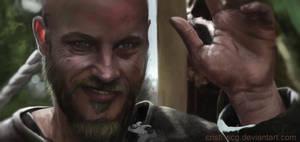 Ragnar Lothbrok by cristi-scg