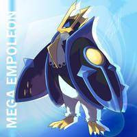 Mega Empoleon by Shutwig