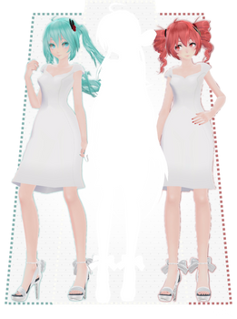 [MMD]  [S] Pack  :[Download]: by Aclos