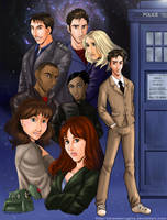 Doctor Who - Children of Time by strawberrygina