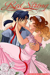 Red String - Fairytale Romance by strawberrygina