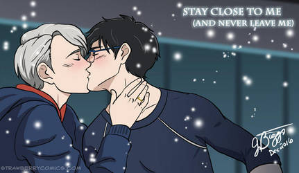 Yuri on Ice - Victor x Yuri 006 by strawberrygina