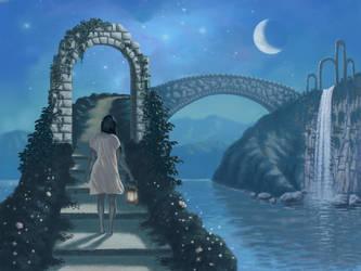 Dream Walker by jkemeny