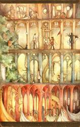 Four Stories by scarlet-dragonchild