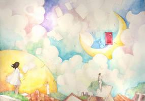 Prayers by scarlet-dragonchild