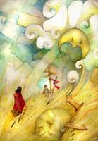 Paths by scarlet-dragonchild