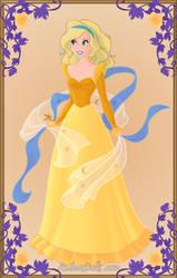Princess Emma by FriendlyGirl2018