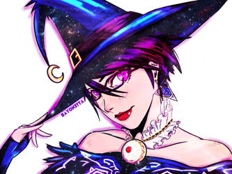 Bayonetta witch by rezs1245