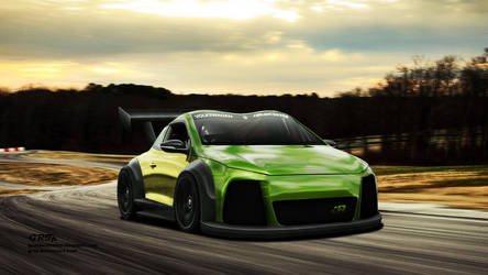 VW Scirocco by GRTp
