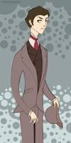 Holmes...Sherlock Holmes by spicysteweddemon