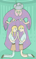 Hansel and Gretel by spicysteweddemon