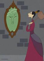 Mirror, Mirror by spicysteweddemon