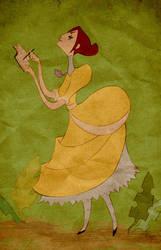 Jane Porter of Tarzan by spicysteweddemon