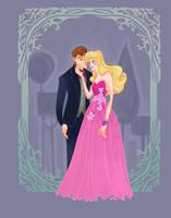 Disney Prom- Sleeping Beauty by spicysteweddemon