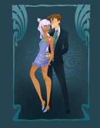Disney Prom- Atlantis by spicysteweddemon