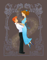 Disney Prom- Peter Pan by spicysteweddemon