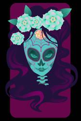 Dia de los Muertos by spicysteweddemon