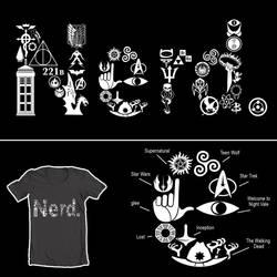 I Am Nerd by spicysteweddemon