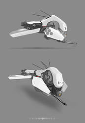 Bee-type uav 3 by Aidelank