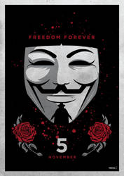 V For Vendetta by funky23