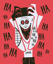 Joker by funky23