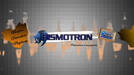 Dismotron0000 by Tosicline