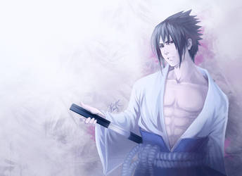 Sasuke by 3rdHayashida
