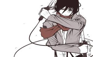 Mikasa by 3rdHayashida